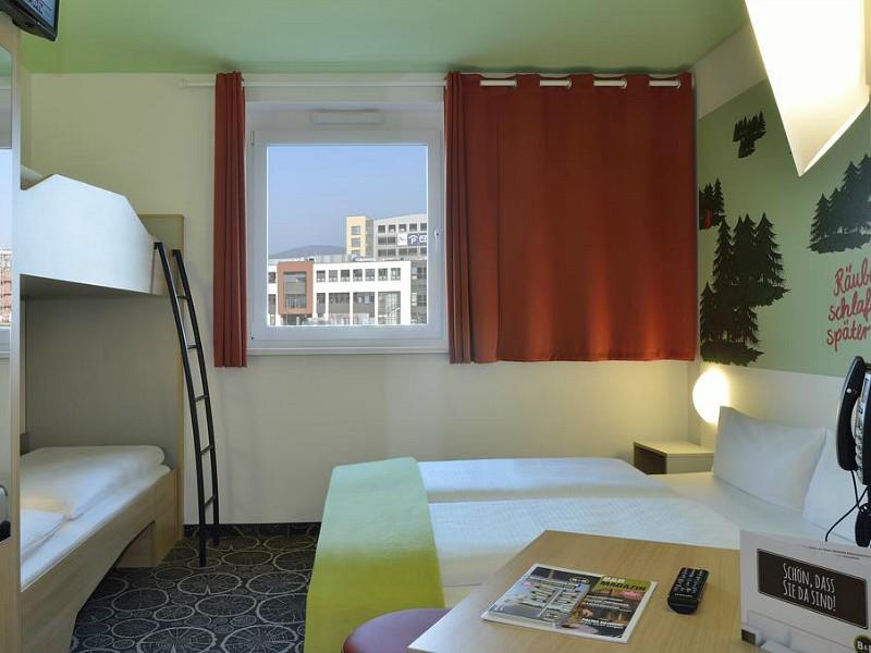 familiekamer overnachtingshotel