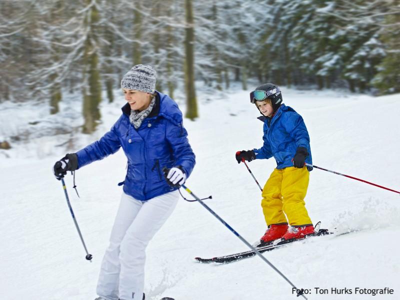 Winterberg is ook leuk voor een weekendje skiën met het gezin.