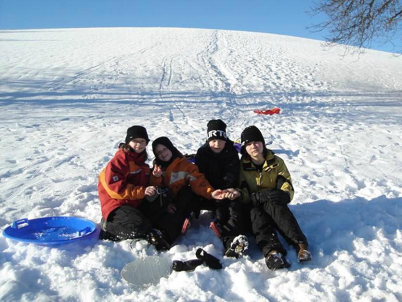 Ski- en boerderijvakantie in één bij Familieboerderij Christa