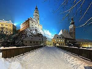 Het prachtige stadje Ceský Krumlov