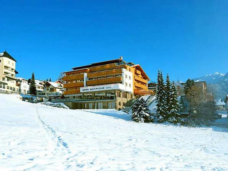 Hotel Maximilian met panoramisch uitzicht
