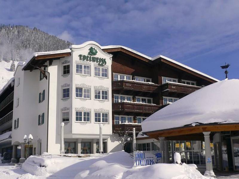 Hotel Edelweiss in Lermoos