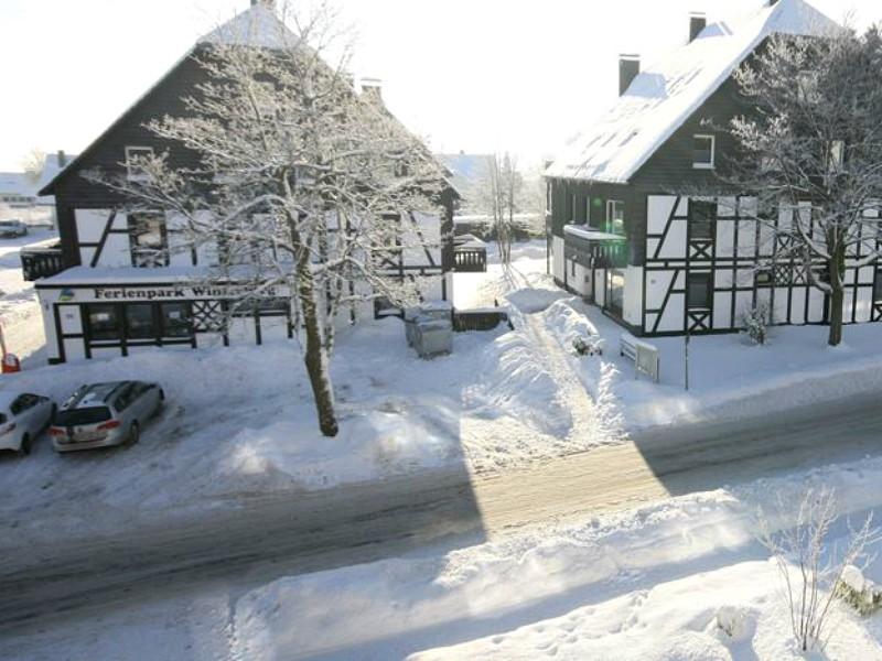vakantiepark winterberg appartementen
