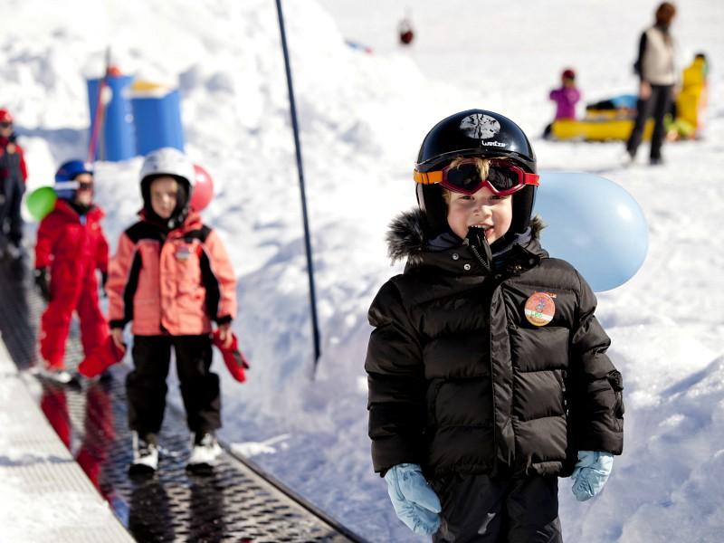 Zwergen Kinderland in Wildschönau